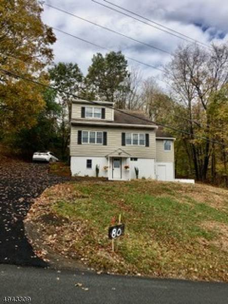80 Old Clove Road, Wantage Twp., NJ 07461 (MLS #3599246) :: Weichert Realtors