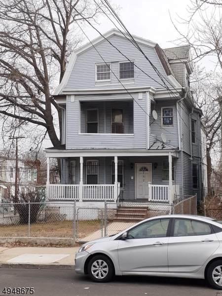 262 Seymour Ave #3, Newark City, NJ 07108 (MLS #3604144) :: Mary K. Sheeran Team
