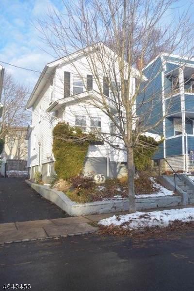 95 Watchung Ave, West Orange Twp., NJ 07052 (#3604521) :: Jason Freeby Group at Keller Williams Real Estate