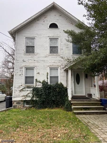 30 Cross St, Montclair Twp., NJ 07042 (MLS #3605274) :: Coldwell Banker Residential Brokerage