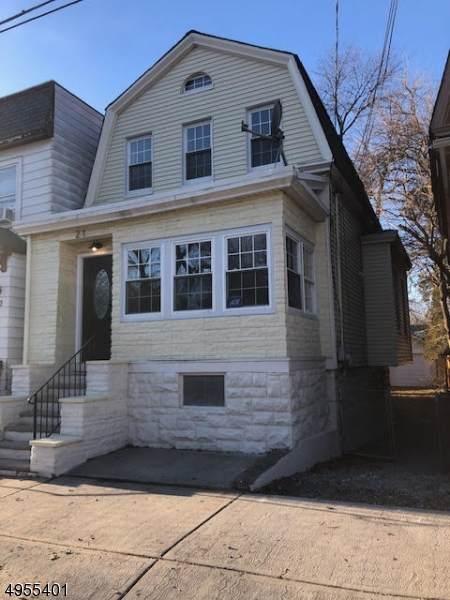 21 Medbourne Ave #1, Irvington Twp., NJ 07111 (MLS #3610569) :: The Sue Adler Team