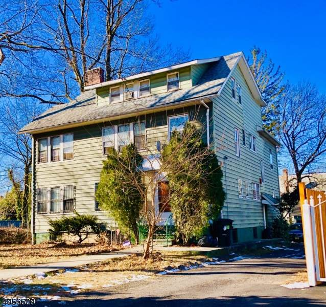 251 N Grove St, East Orange City, NJ 07017 (MLS #3610920) :: The Lane Team