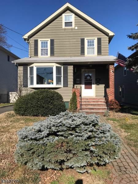 212 4TH AVE, Garwood Boro, NJ 07027 (MLS #3611422) :: The Dekanski Home Selling Team