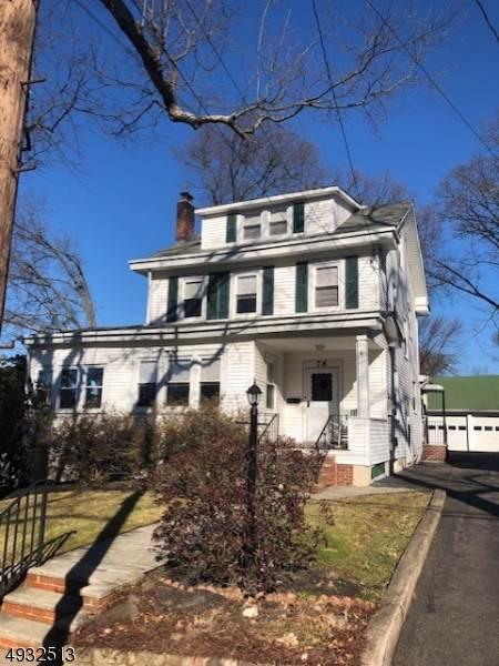 78 Newman Ave, Verona Twp., NJ 07044 (MLS #3611430) :: The Lane Team