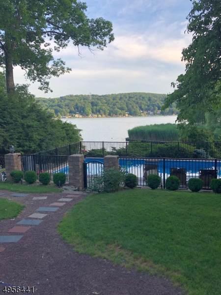590 W Shore Trl, Sparta Twp., NJ 07871 (MLS #3611523) :: SR Real Estate Group