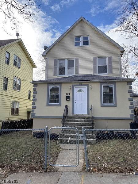 224 Weequahic Ave, Newark City, NJ 07112 (MLS #3612559) :: William Raveis Baer & McIntosh