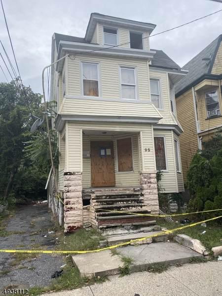 95 Isabella Ave, Newark City, NJ 07106 (MLS #3612616) :: William Raveis Baer & McIntosh