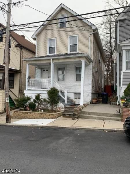 34 Park Ter, West Orange Twp., NJ 07052 (MLS #3616724) :: Coldwell Banker Residential Brokerage