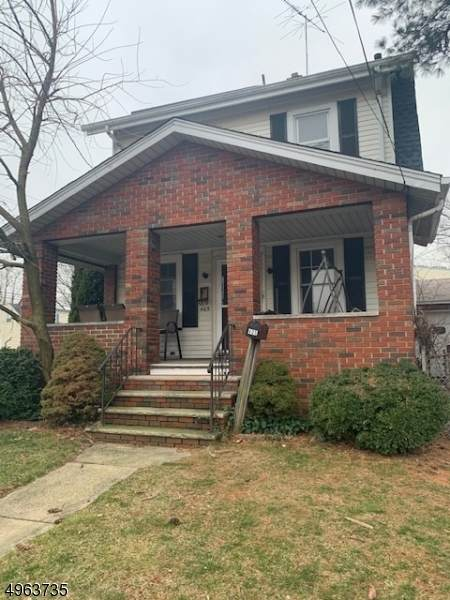405 E Milton Ave, Rahway City, NJ 07065 (#3617089) :: Daunno Realty Services, LLC