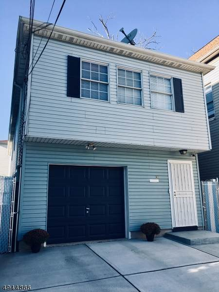 130 5TH ST, Elizabeth City, NJ 07206 (MLS #3617124) :: The Dekanski Home Selling Team