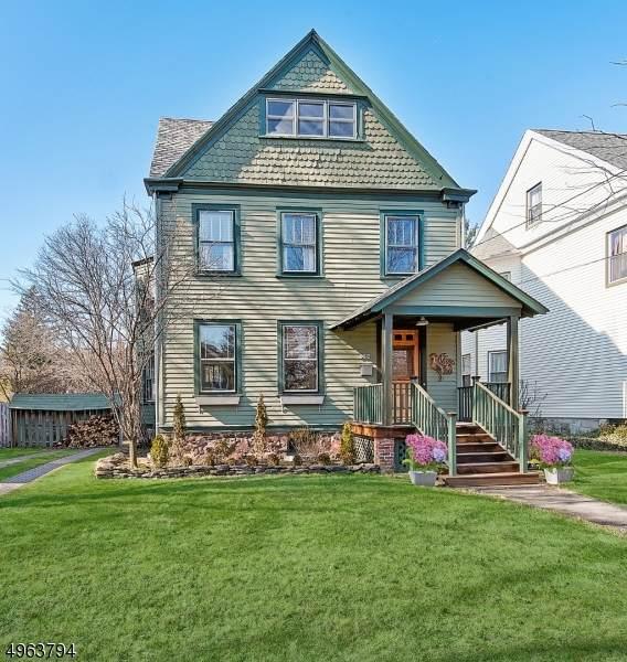 162 Thomas St, Bloomfield Twp., NJ 07003 (MLS #3617132) :: William Raveis Baer & McIntosh
