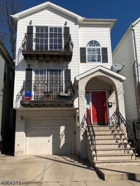 427 1ST AVE, Elizabeth City, NJ 07206 (MLS #3617481) :: The Dekanski Home Selling Team