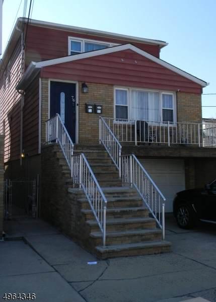 76 W 3Rd St, Bayonne City, NJ 07002 (MLS #3617604) :: The Sikora Group
