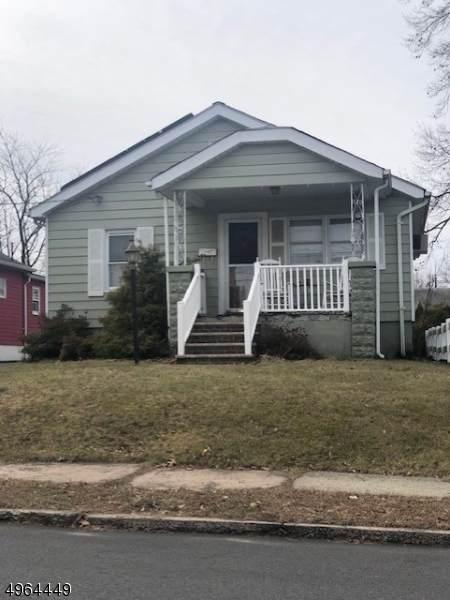 49 Scoles Ave, Clifton City, NJ 07012 (MLS #3617771) :: William Raveis Baer & McIntosh