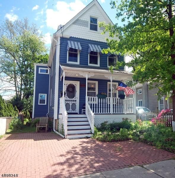 61 S Passaic Ave, Chatham Boro, NJ 07928 (MLS #3618649) :: The Dekanski Home Selling Team