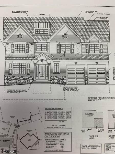 16 Fernwood Rd, Livingston Twp., NJ 07039 (MLS #3618690) :: Coldwell Banker Residential Brokerage