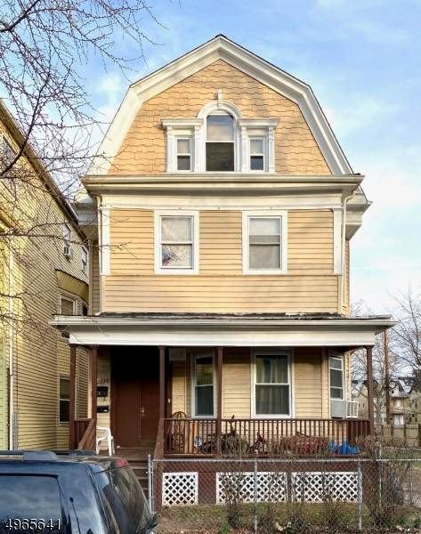 30 S 17Th St, East Orange City, NJ 07018 (MLS #3618722) :: SR Real Estate Group