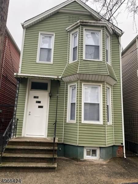 31 Marne St, Newark City, NJ 07105 (MLS #3619387) :: William Raveis Baer & McIntosh