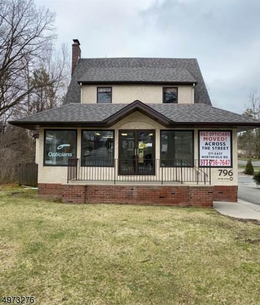 796 Northfield Ave, West Orange Twp., NJ 07052 (MLS #3625585) :: Coldwell Banker Residential Brokerage