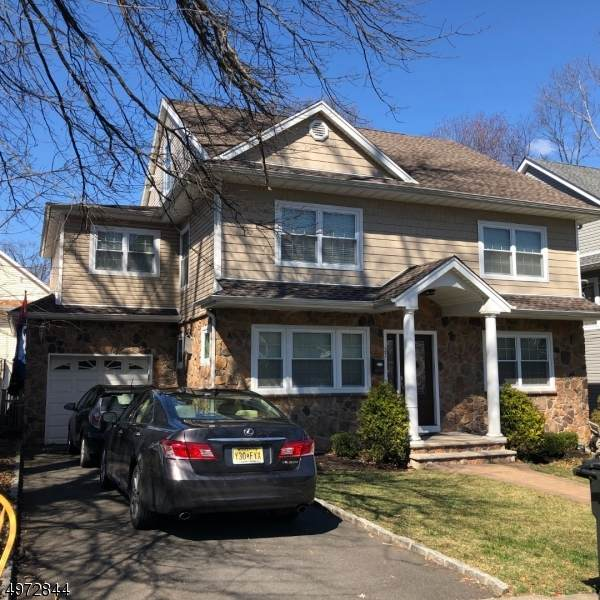 37 Joerg Ave, Nutley Twp., NJ 07110 (MLS #3625637) :: William Raveis Baer & McIntosh