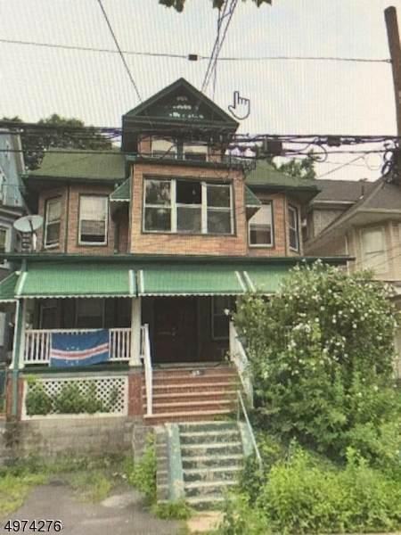 33 Mapes Ave, Newark City, NJ 07112 (MLS #3626420) :: SR Real Estate Group
