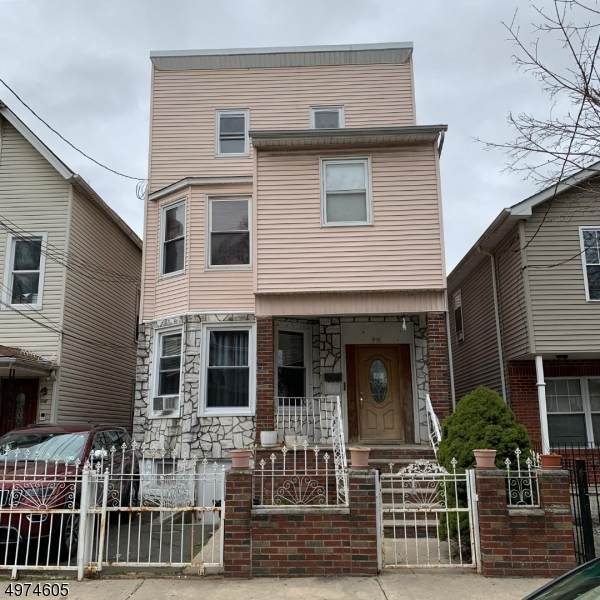 78 N 11Th St, Newark City, NJ 07107 (MLS #3627131) :: Mary K. Sheeran Team