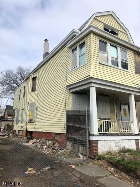 163 S 6Th St, Newark City, NJ 07103 (MLS #3627312) :: SR Real Estate Group