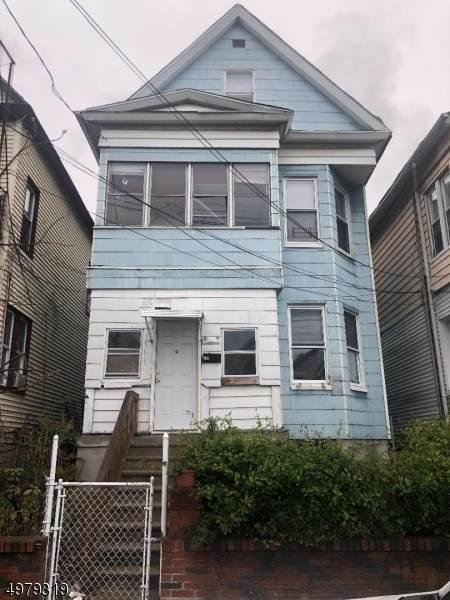552 Jackson Ave, Elizabeth City, NJ 07201 (MLS #3632209) :: The Lane Team