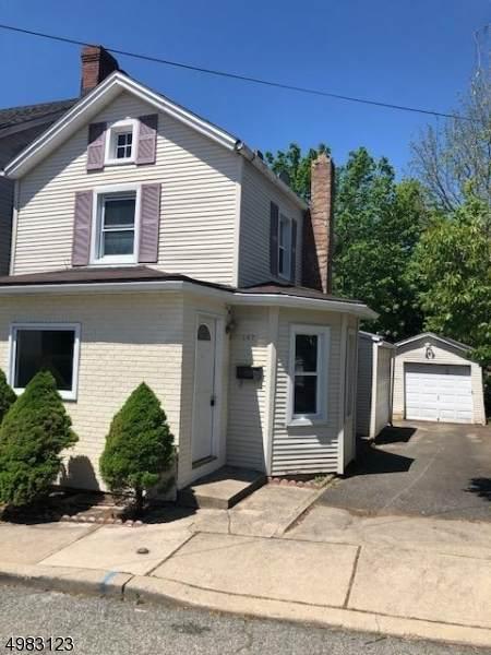 147 Liberty St, Hackettstown Town, NJ 07840 (MLS #3634235) :: Weichert Realtors