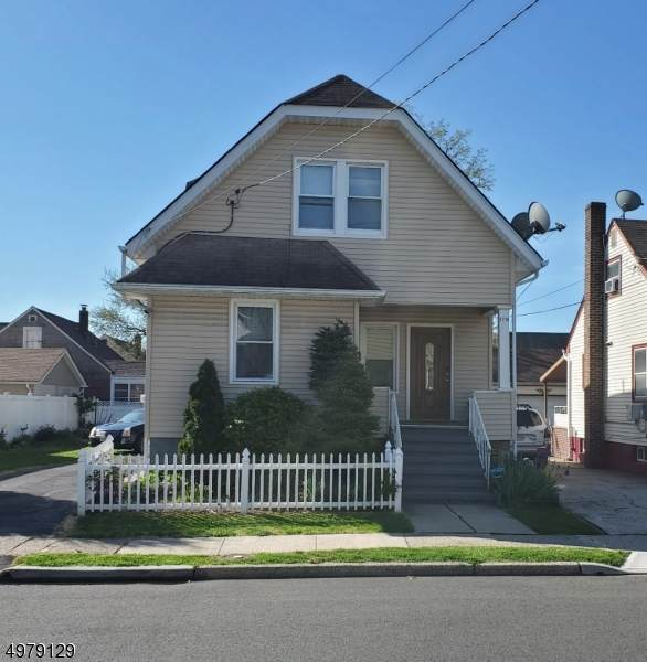 1710 Dill Ave, Linden City, NJ 07036 (MLS #3634621) :: Coldwell Banker Residential Brokerage