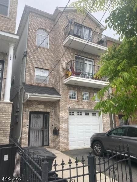169 Camden St, Newark City, NJ 07103 (MLS #3634778) :: REMAX Platinum