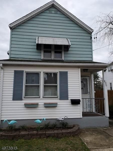 890 Westfield Ave, Rahway City, NJ 07065 (MLS #3634925) :: The Dekanski Home Selling Team