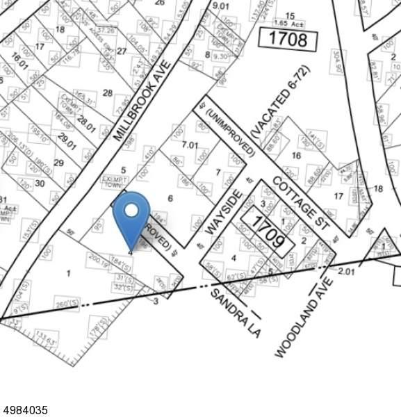 0 Wayside Ave, Dover Town, NJ 07869 (MLS #3635060) :: Weichert Realtors