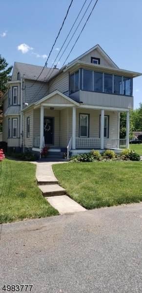 33 Beethoven Ave, Washington Boro, NJ 07882 (MLS #3636368) :: SR Real Estate Group