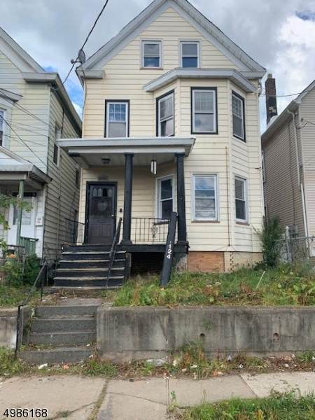 124 Reid St, Elizabeth City, NJ 07201 (MLS #3636981) :: The Raymond Lee Real Estate Team