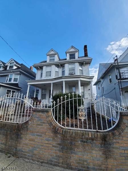 695 Ridge St, Newark City, NJ 07104 (MLS #3637014) :: The Sikora Group