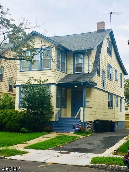 230 Ward Pl, South Orange Village Twp., NJ 07079 (MLS #3638105) :: Mary K. Sheeran Team