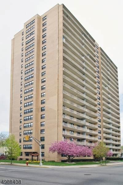 285 Aycrigg Ave 14F, Passaic City, NJ 07055 (MLS #3638910) :: The Lane Team