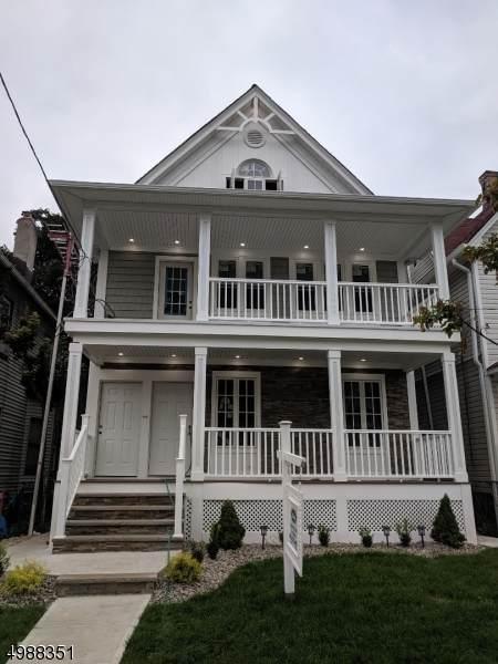 914 W 3Rd St, Plainfield City, NJ 07063 (MLS #3640439) :: The Sikora Group