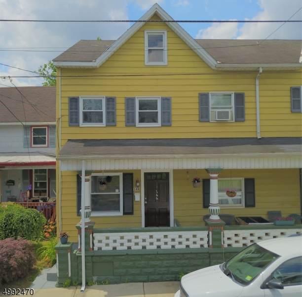 144 Washington St, Phillipsburg Town, NJ 08865 (MLS #3642482) :: Mary K. Sheeran Team