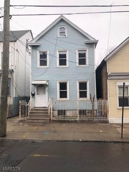 86 4TH ST #2, Elizabeth City, NJ 07206 (MLS #3643709) :: The Sikora Group