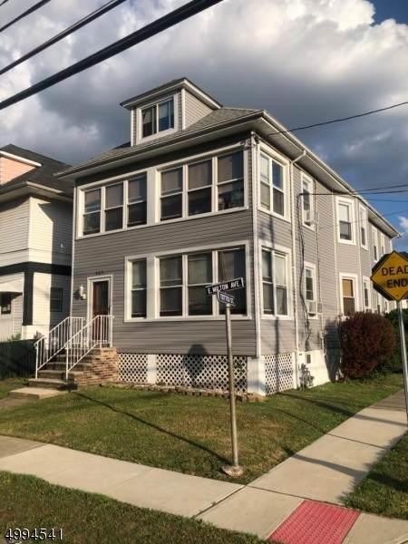 457 E. Milton Avenue, Rahway City, NJ 07065 (MLS #3644394) :: Coldwell Banker Residential Brokerage
