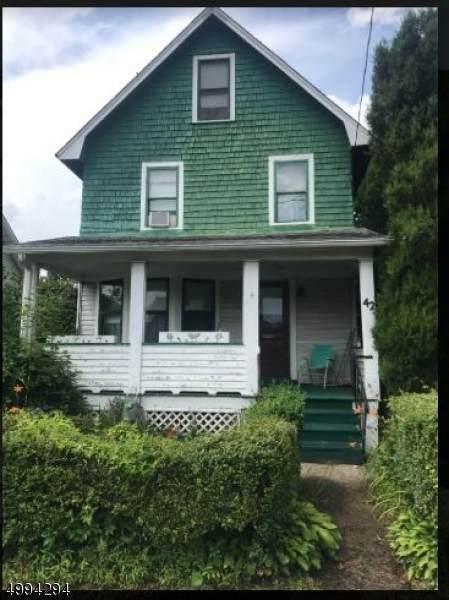 42 Wharton Ave, Nutley Twp., NJ 07110 (MLS #3644758) :: William Raveis Baer & McIntosh