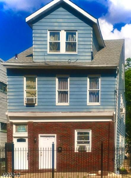 146 Stuyvesant Ave, Newark City, NJ 07106 (MLS #3644809) :: The Karen W. Peters Group at Coldwell Banker Realty
