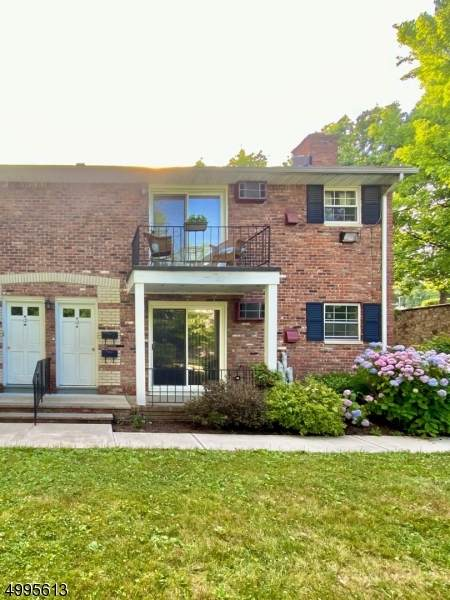 320 South O, Morristown Town, NJ 07960 (MLS #3645583) :: Pina Nazario