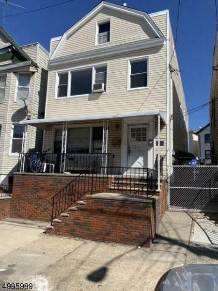 232 Cator Ave #2, Jersey City, NJ 07305 (MLS #3645651) :: Team Francesco/Christie's International Real Estate