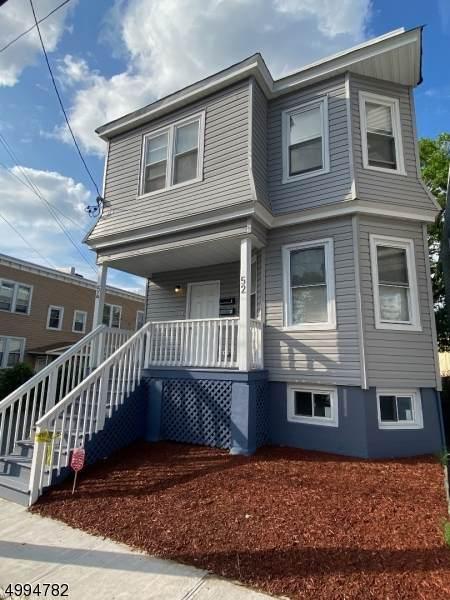 52 Arverne Ter, Irvington Twp., NJ 07111 (MLS #3645699) :: William Raveis Baer & McIntosh