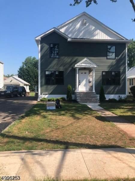 316 3RD AVE, Garwood Boro, NJ 07027 (MLS #3645940) :: The Dekanski Home Selling Team