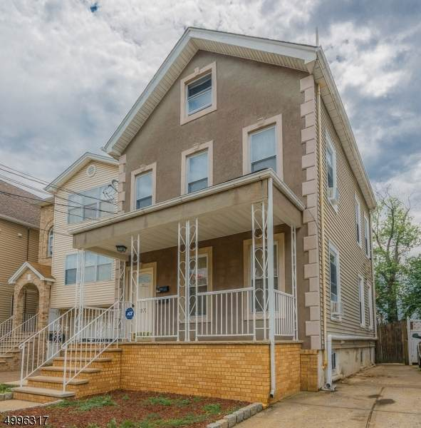 1072 Lafayette St #2, Elizabeth City, NJ 07201 (MLS #3646293) :: Team Francesco/Christie's International Real Estate
