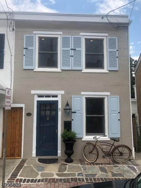 5 Ferry St, Lambertville City, NJ 08530 (MLS #3646353) :: SR Real Estate Group